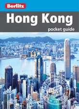 Berlitz Pocket Guide Hong Kong