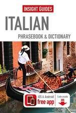 Insight Guides Phrasebooks: Italian