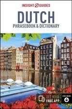 Insight Guides Phrasebook: Dutch