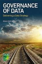 Governance of Data