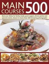 Main Courses 500