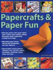 Papercrafts & Paper Fun