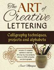 The Art of Creative Lettering