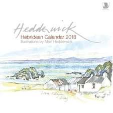 Hebridean Calendar 2018