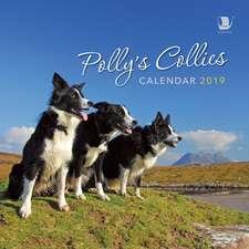 Polly's Collies Calendar 2019