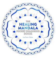 Healing Mandala Pocket Colouring Book