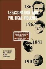 Assassination and Political Violence
