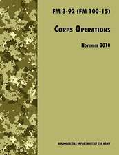 Corps Operations