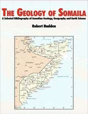 The Geology of Somalia