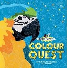 Puzzle Masters: Colour Quest