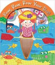 Sing-Along Fun:  Row, Row, Row Your Boat