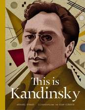 This Is Kandinsky:  The Search for the Stolen Maze Stone