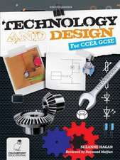 Hagan, S: Technology and Design for CCEA GCSE
