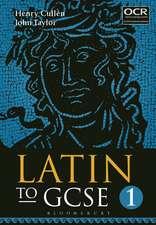 Latin to GCSE Part 1