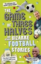 The Game of Three Halves