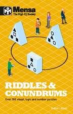 Mensa: Riddles & Conundrums