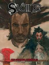 Sláine: The Brutania Chronicles, Book One: A Simple Killing