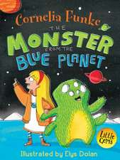 The Monster from the Blue Planet