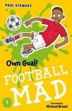 Own Goal (Football Mad 1)