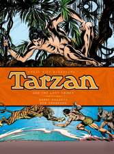 Tarzan - The Island of Mua-Ao (Vol. 4):  The Complete Burne Hogarth Sundays and Dailies Library
