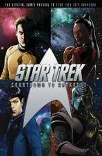 Star Trek - Countdown to Darkness Movie Prequel (Art Cover)