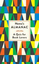 Nemo's Almanac: A Quiz for Book Lovers