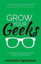 Grow Your Geeks