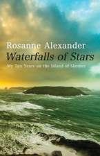 Waterfalls of Stars