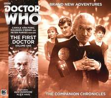 Day, M: The First Doctor Companion Chronicles Box Set