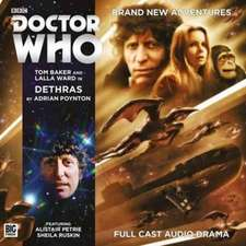Doctor Who: The Fourth Doctor Adventures: 6.4 Dethras