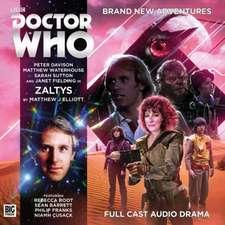 Elliot, M: Doctor Who Main Range: 223 - Zaltys