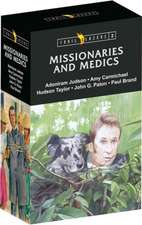 Trailblazer Missionaries & Medics Box Set 2:  How God Told the World about Jesus