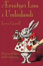 Aevintyri Lisu I Undralandi:  A Tale Inspired by Lewis Carroll's Wonderland