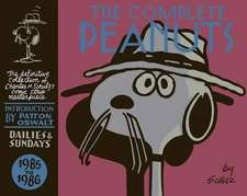 The Complete Peanuts Volume 18: 1985-1986