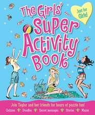 The Girls' Super Activity Book