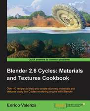 Blender 2.6 Cycles, Materials and Textures Cookbook