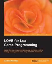Love2d for Lua Game Programming