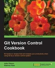 Gitversioncontrolcookbook:  Distributed Real-Time Computation Blueprints