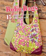 Boho Bags: 15 unique and stylish bags to make