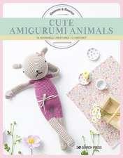 Cute Amigurumi Animals: 16 Adorable Creatures to Crochet