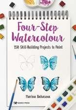 Four-Step Watercolour