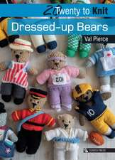 20 to Knit: Dressed-up Bears
