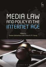 Media Law and Policy in the Internet Age