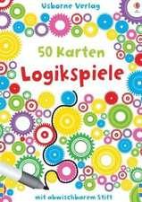 50 Karten: Logikspiele