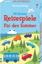 50 Karten: Reisespiele für den Sommer