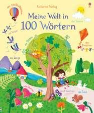 Meine Welt in 100 Wörtern