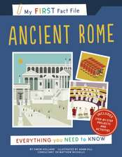 My First Fact File Ancient Rome