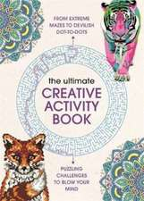 Ultimate Creative Activity Book