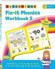 Fix-it Phonics - Level 2 - Workbook 2 (2nd Edition)