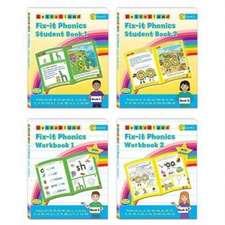 Holt, L: Fix-it Phonics - Level 2 - Student Pack  (2nd Editi